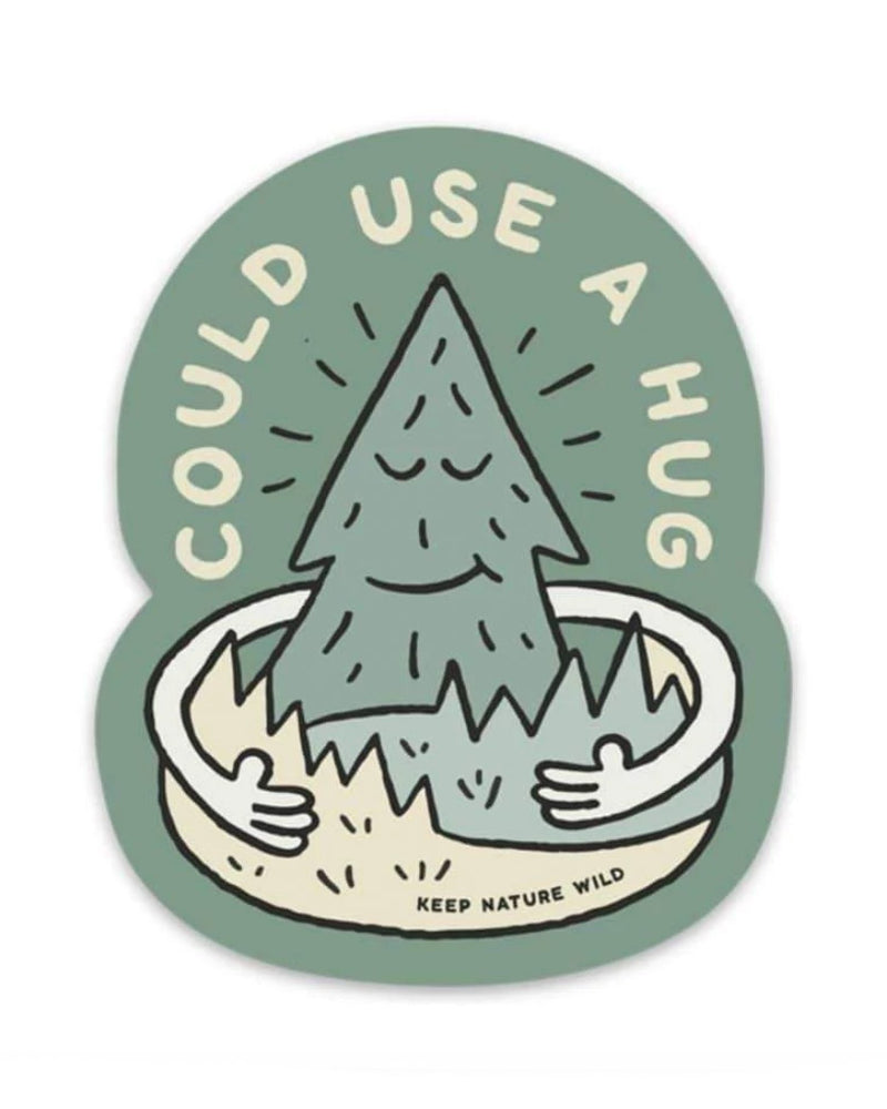 Forest Hugs | Sticker