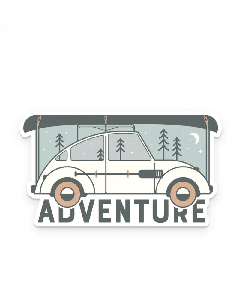 Adventure Road Trip | Sticker