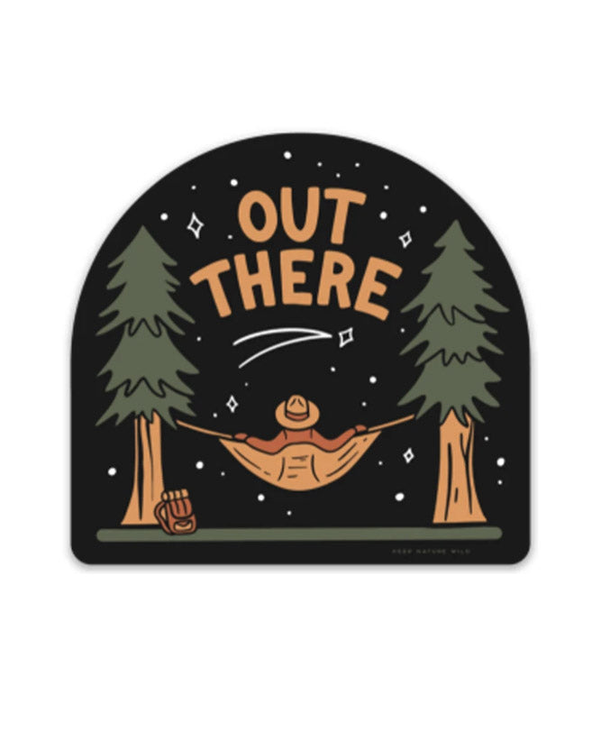 Out There | Sticker