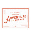 Adventure Together Poster