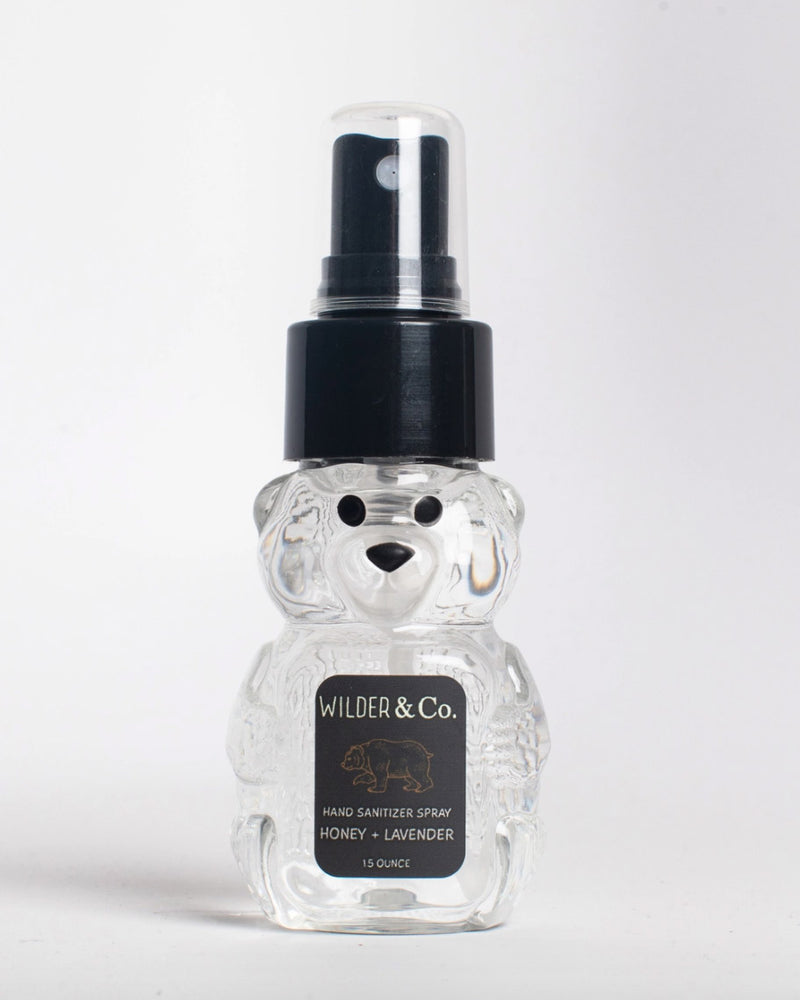 Honey Bear Hand Sanitizer Spray