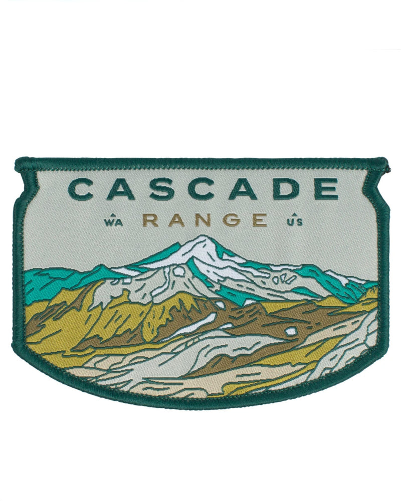 Cascade Range | Patch