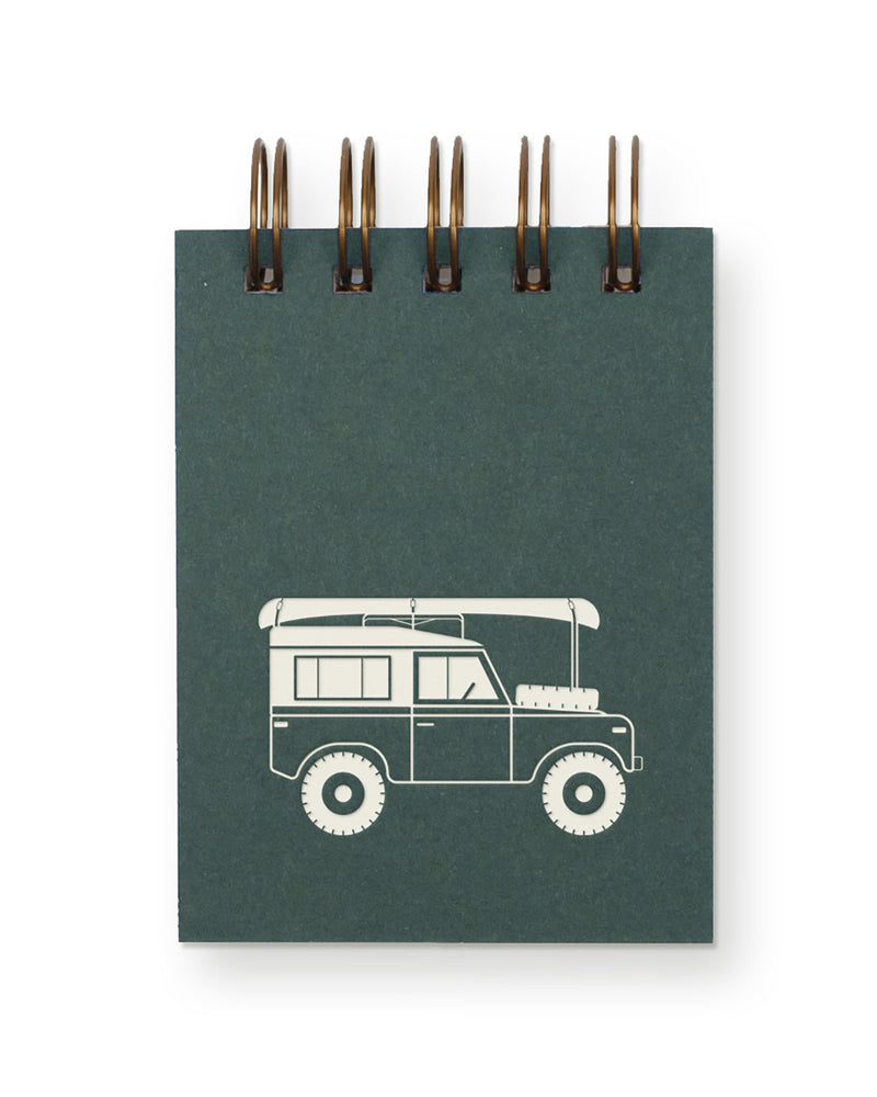 Off-Road Mini Jotter