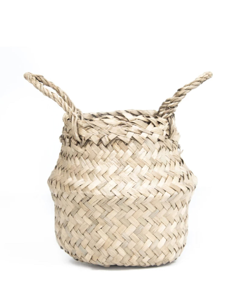 tabletop belly basket | small