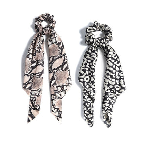 Shiraleah | Set of 2 Animal Pony Scarves