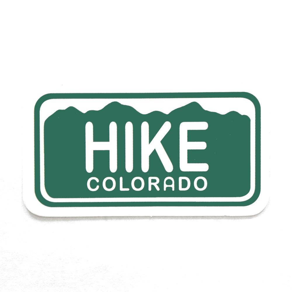 YoColorado | Hike Colorado Sticker