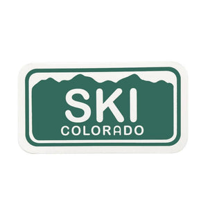 YoColorado | Ski Colorado Sticker