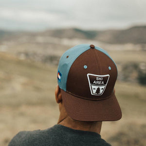 YoColorado | Ski Area Colorado Trucker Hat