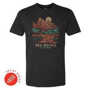 YoColorado | Red Rocks Colorado Tee