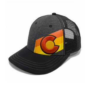 YoColorado | Incline Colorado Trucker Hat