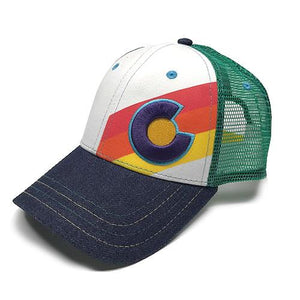 YoColorado | Incline Rainbow Trucker