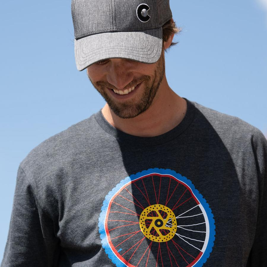 YoColorado | Mountain Bike Wheel Tee
