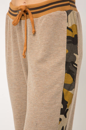 Mystree | Camo Sweatpants