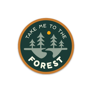 Keep Nature Wild | To The Forest