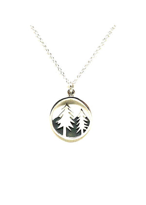 Athena | Fir Tree Necklace