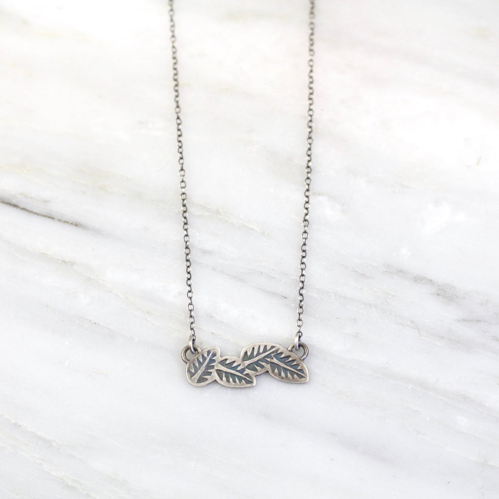Sarah DeAngelo | Garland Bar Necklace
