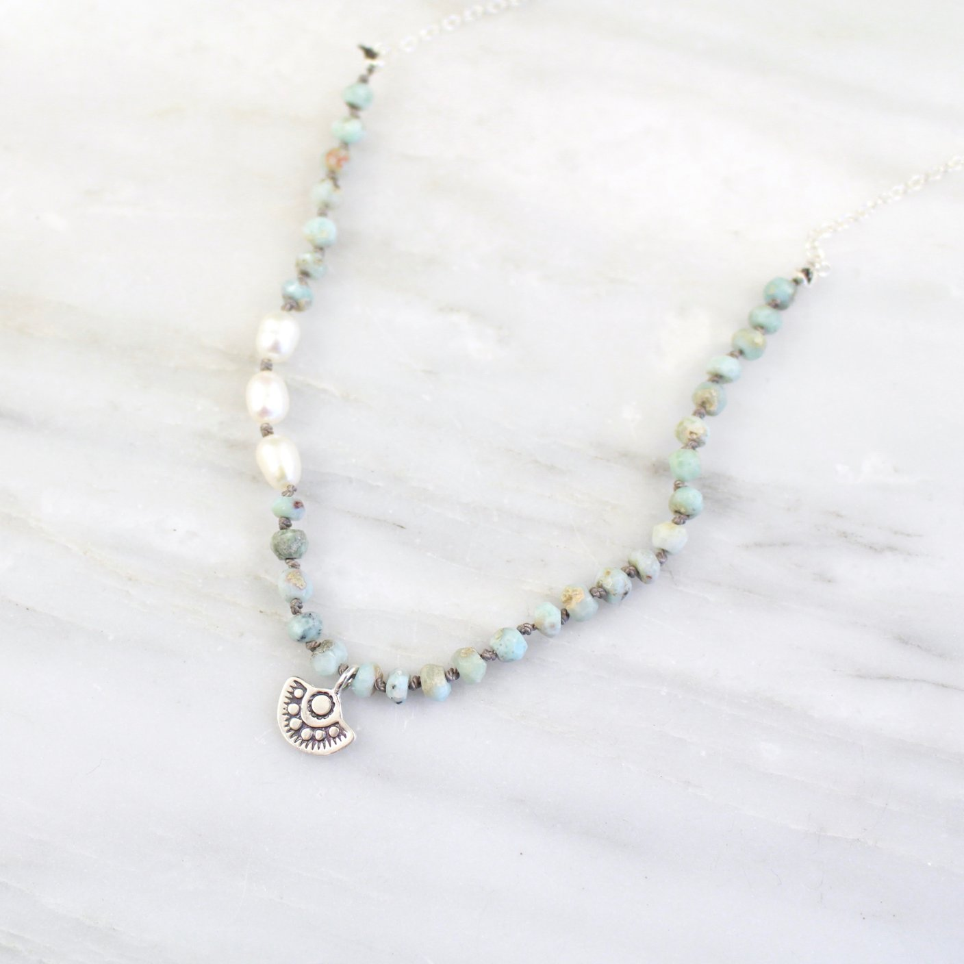 Sarah DeAngelo | Wander Mini Charm Necklace