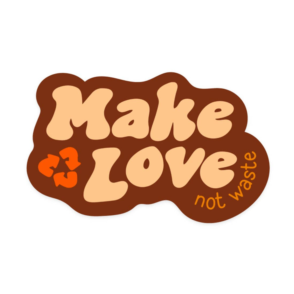 Keep Nature Wild | Make Love Sticker