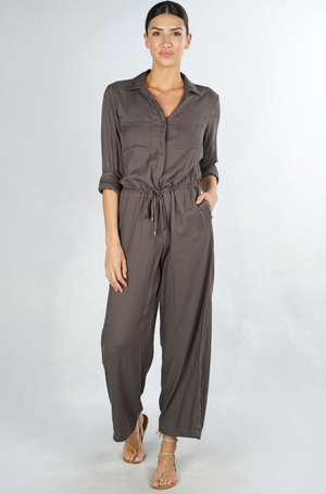 Lovestitch | Long Sleeve Jumpsuit