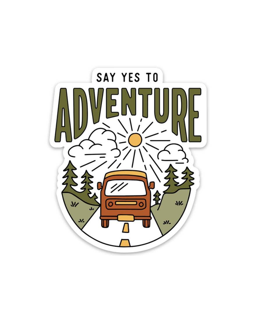 Keep Nature Wild | Say Yes Sticker