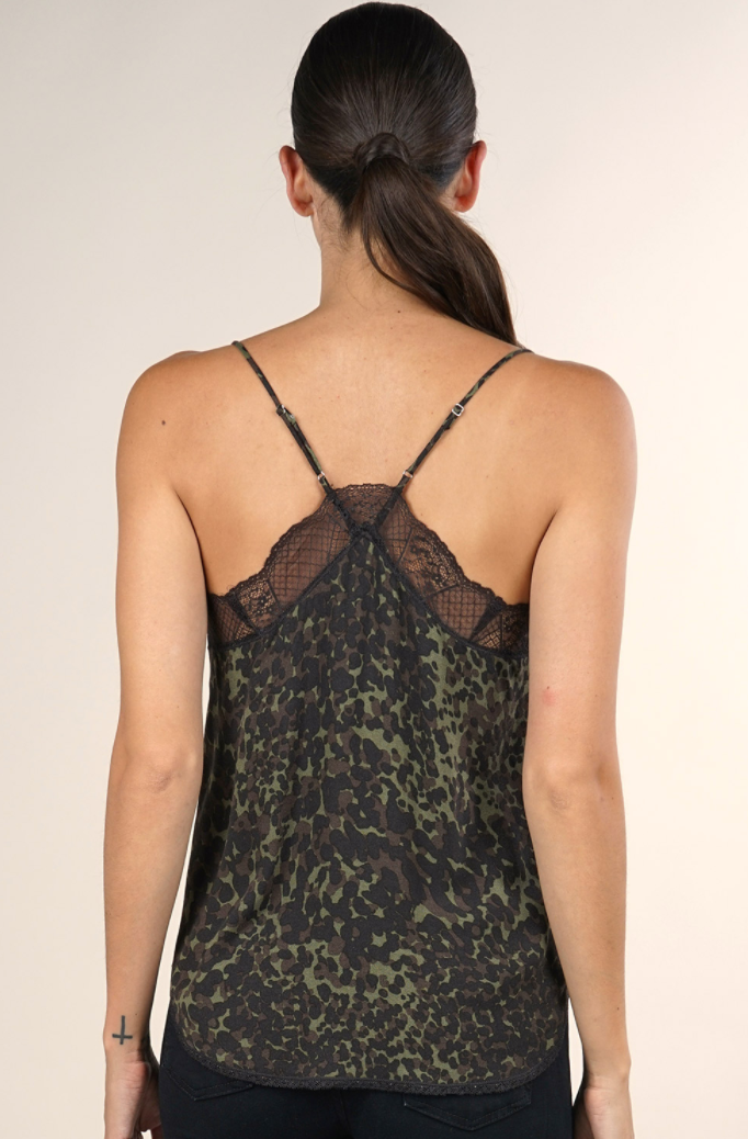 Lovestitch | Animal Camisole