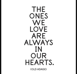 Quotable | In Our Hearts