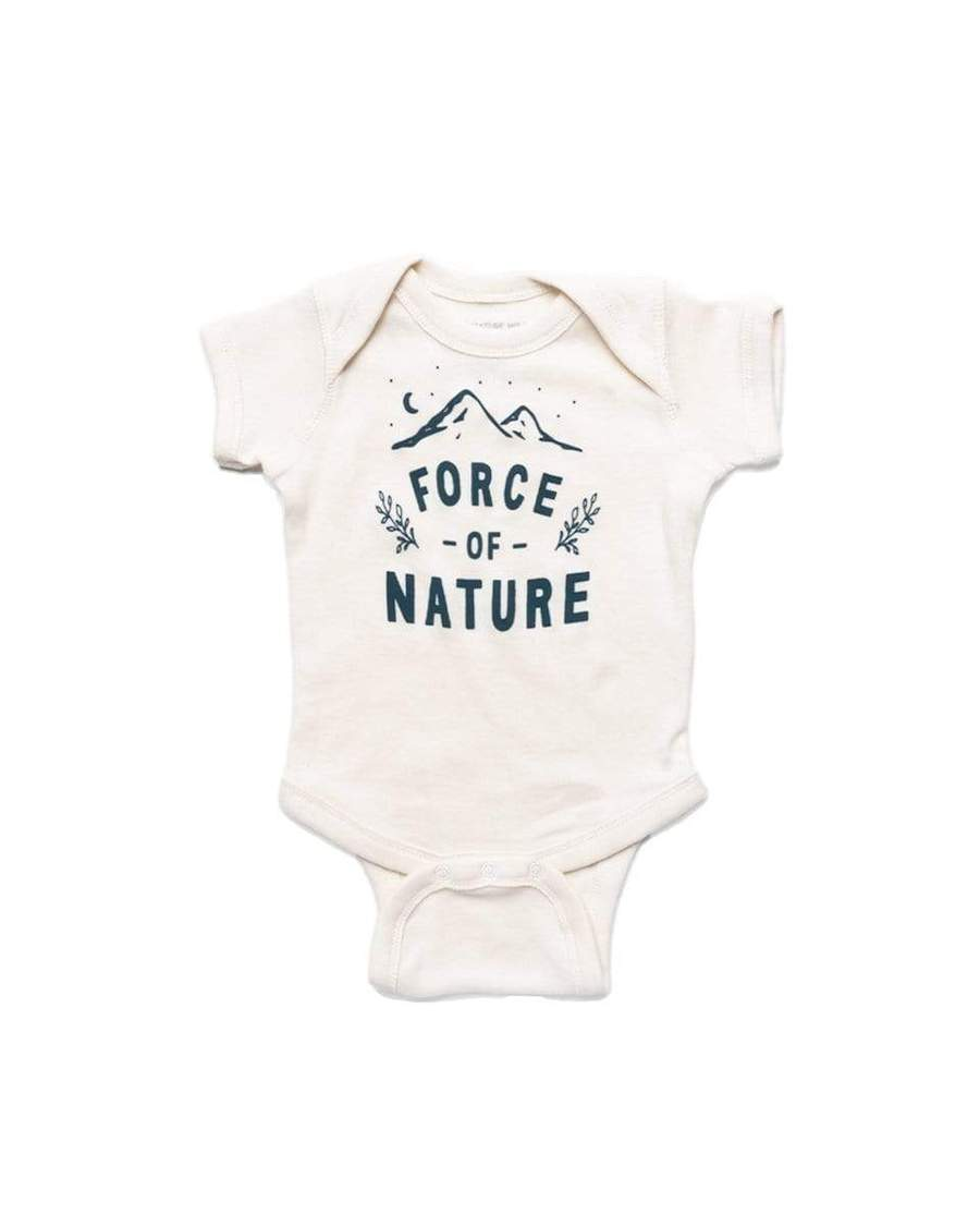 Keep Nature Wild | Force of Nature Onesie