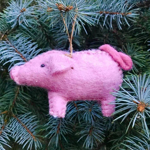 The Winding Road | Farm Animals Ornament