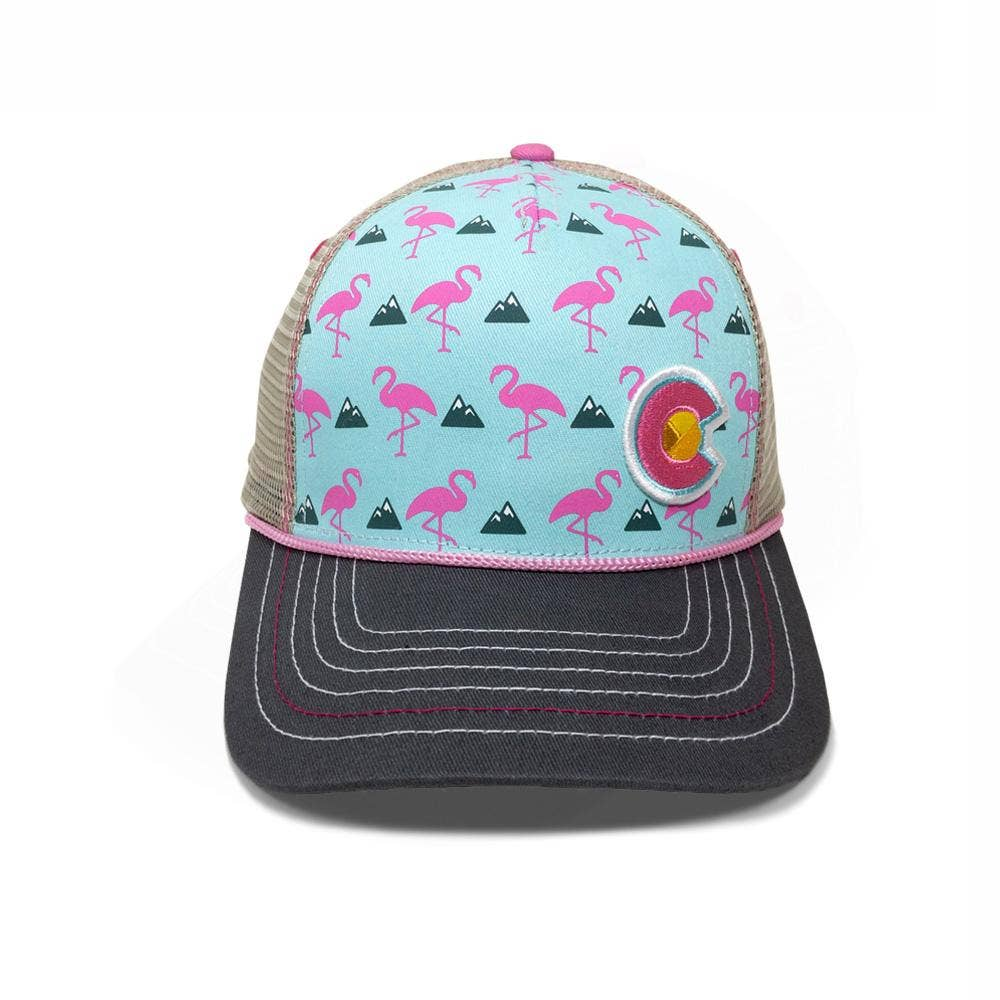 YoColorado | Kid's Flamingo Hat