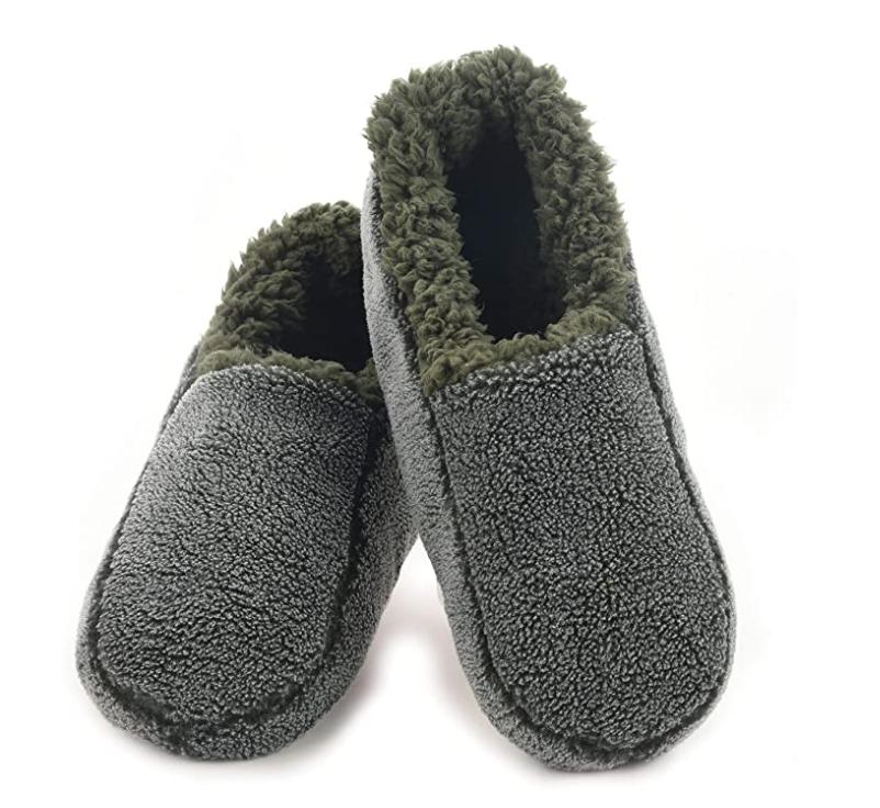 Snoozies | Men's Two Tone