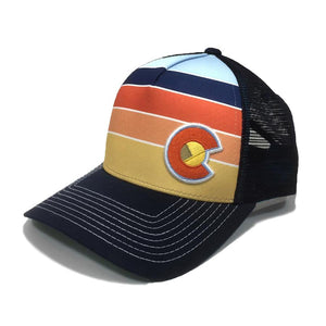 YoColorado | Mirage Fader Trucker Hat