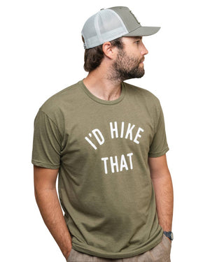 Keep Nature Wild | I'd Hike T-Shirt
