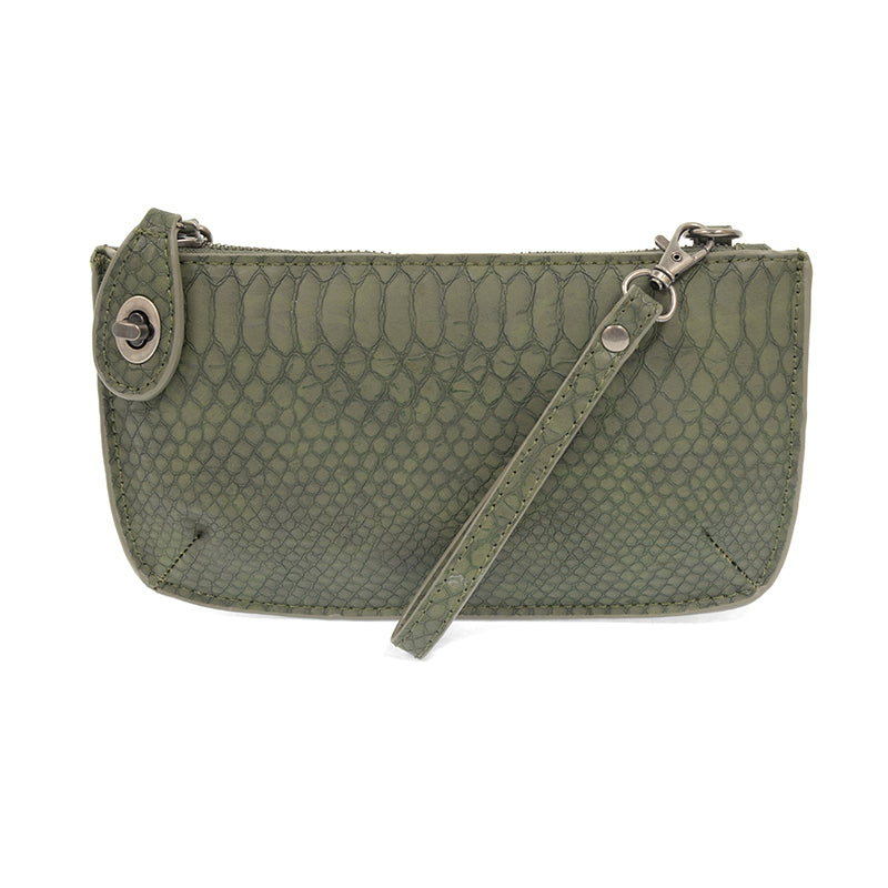 Joy Susan | Python Mini Crossbody