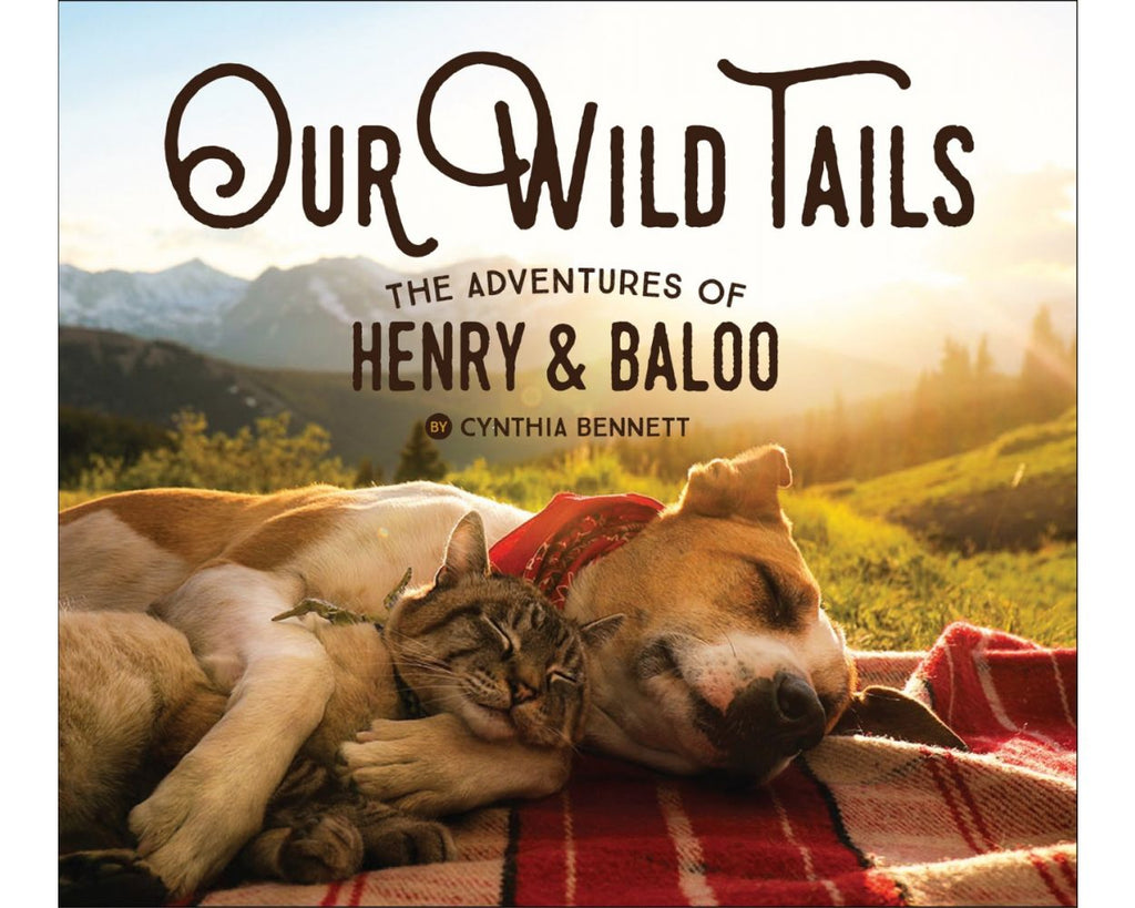 Gibbs Smith | Our Wild Tails