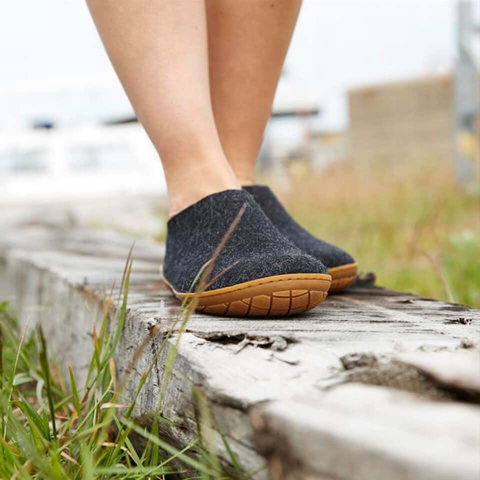 Glerups | Wool Slip-On