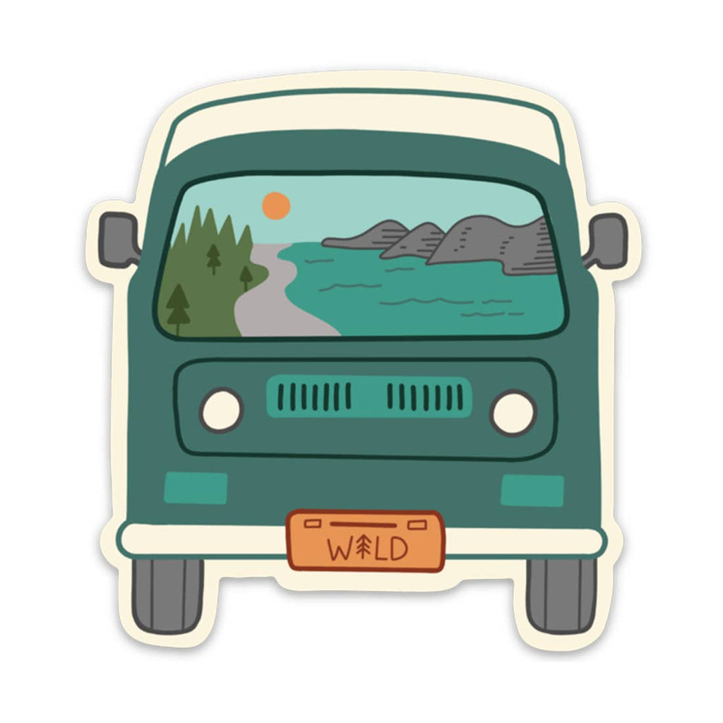 Keep Nature Wild | Wild Ride Sticker