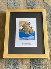 Load image into Gallery viewer, Build Bridges Print
