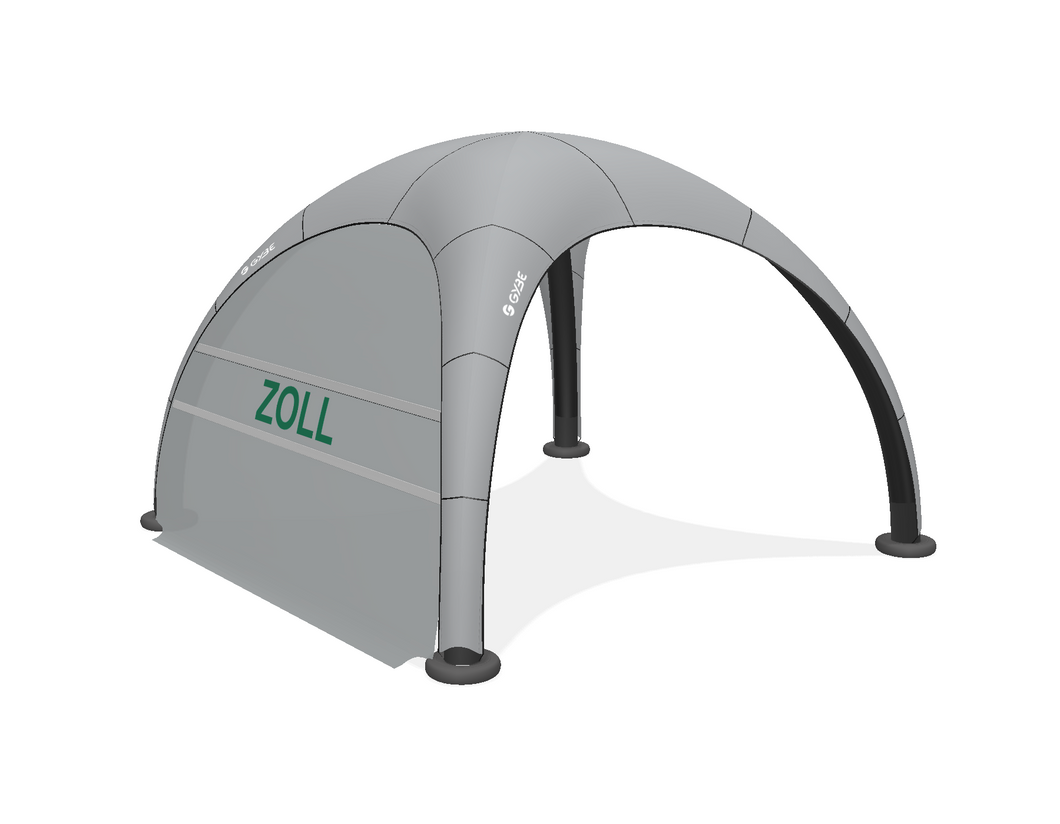 GYBE HUMANITY TENT EMERGENCY - ZOLL