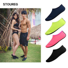 Load image into Gallery viewer, Womens and Mens Water Shoes Barefoot Quick-Dry Aqua Socks