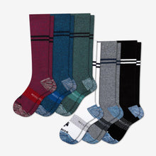 Load image into Gallery viewer, Men's Compression Sock 6-Pack