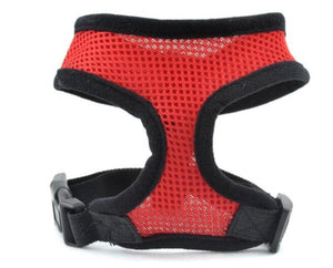 Mesh Body Harness