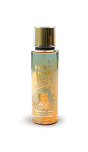 Body Mist - PARIS VANILLA