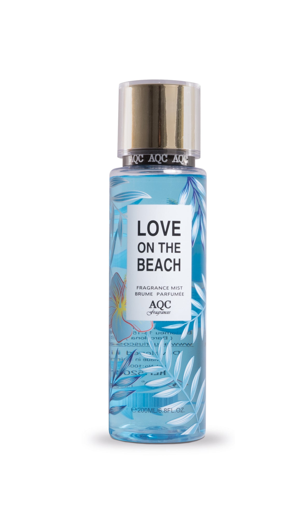 Body Mist - LOVE ON THE BEACH