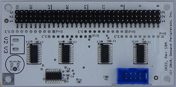 32 Channel Input Card
