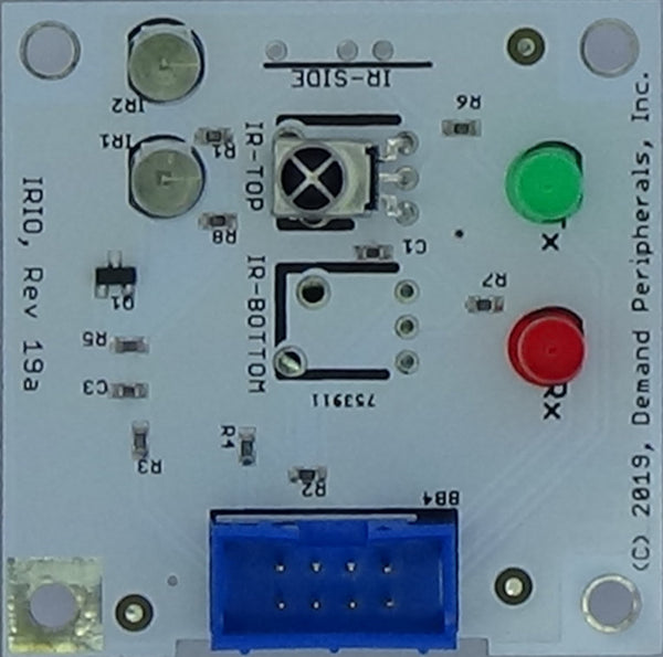 IR Receiver/Transmitter