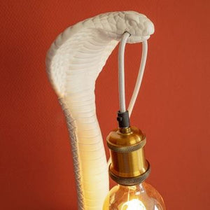 "Lampe de table Serpent ""Cleo"""