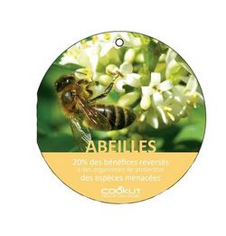 Bouteille isotherme Abeille