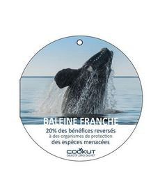 Bouteille isotherme Baleine