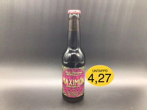 MAXIMON BOURBON BA (Sori) DOUBLE BALTIC PORTER