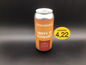 HAPPY IN SUNBURST (Pentrich) DIPA